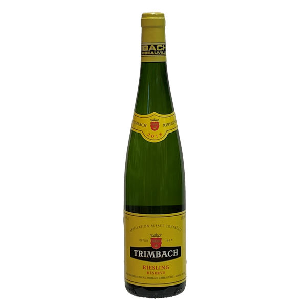 trimbach riesling reseve